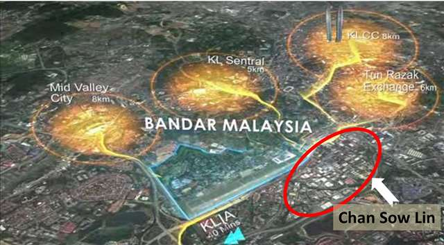 Image result for Foto bandar malaysia